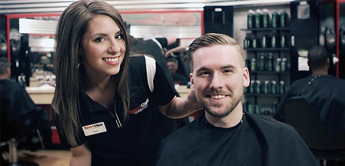 Sport Clips Haircuts of Richmond - Shops At Stratford Hills ​ stylist hair cut